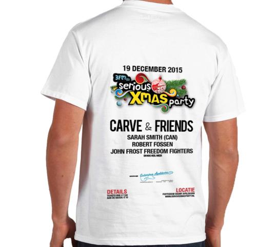 T-shirt ontwerp wit, shirt design, Guitart Apeldoorn